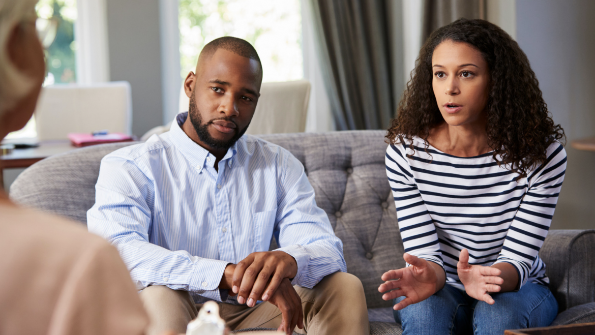 What happens in a counselling or psychotherapy assessment?